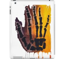 Skeleton Hand iPad Case/Skin