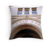 The Old Post Office- Washington DC    ^ Throw Pillow