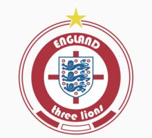 World Cup Football 6/8 - Team England by madeofthoughts
