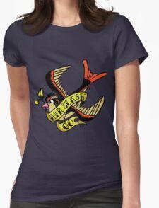 Air Slash Pokemon Womens Fitted T-Shirt