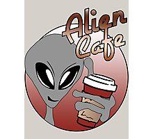 Alien Cafe Photographic Print