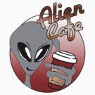 Alien Cafe by mdkgraphics