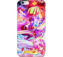 NO GAME NO LIFE iPhone Case/Skin