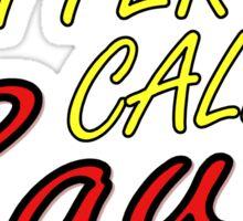 Better Call Saul Breaking Bad TV Series Saul Goodman Quotes Sticker
