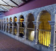 The Cloisters by phil decocco