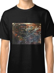 Pieces of a Work of Art Classic T-Shirt