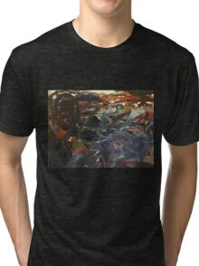 Pieces of a Work of Art Tri-blend T-Shirt