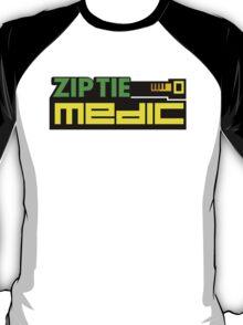 ZIP TIE medic (1) T-Shirt