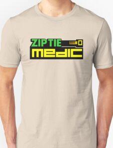 ZIP TIE medic (1) Unisex T-Shirt