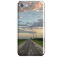 Rural Roads iPhone Case/Skin