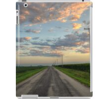 Rural Roads iPad Case/Skin