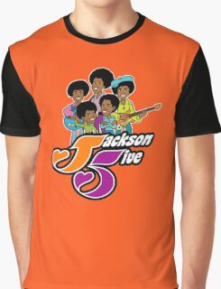 J-5 Graphic T-Shirt