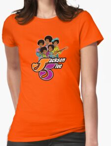 J-5 Womens Fitted T-Shirt