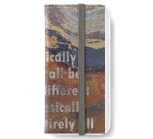 Entirely All iPhone Wallet/Case/Skin