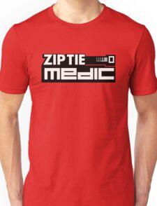 ZIP TIE medic (2) Unisex T-Shirt