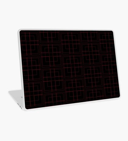 Red Laptop Skin