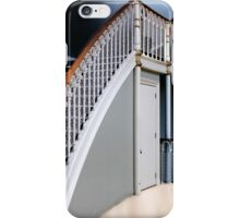 A Blue Staircase iPhone Case/Skin