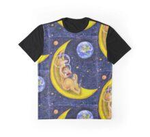 """Illustrazione per  """"Il canguro giramondo"""" Graphic T-Shirt"""