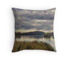 Castle Howard Lake Throw Pillow