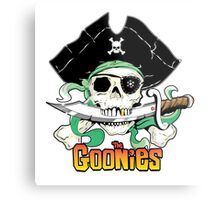 The Goonies - One Eyed Willy Variant Metal Print