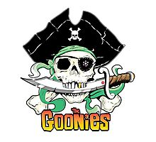 The Goonies - One Eyed Willy Variant Photographic Print