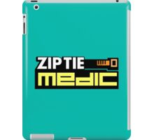 ZIP TIE medic (4) iPad Case/Skin