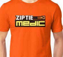 ZIP TIE medic (4) Unisex T-Shirt