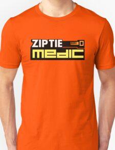 ZIP TIE medic (4) T-Shirt