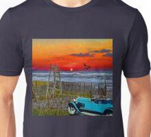 A Drive On The Beach Unisex T-Shirt