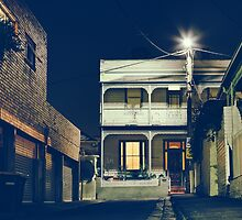 Richmond, Melbourne by jamespaullondon