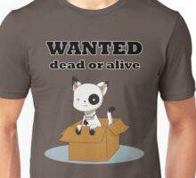 Schrodinger cat chibi Unisex T-Shirt