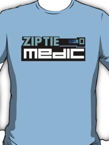 ZIP TIE medic (5) T-Shirt