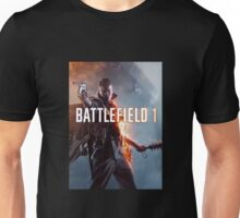 Battlefield 1 : A Shooter Video Game 2016 Unisex T-Shirt