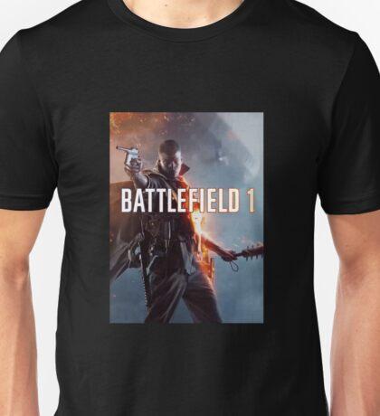Battlefield 1 : A Shooter Video Game 2016 Unisex T-Shirt
