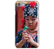 Shy and Retiring iPhone Case/Skin