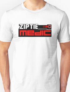 ZIP TIE medic (6) Unisex T-Shirt