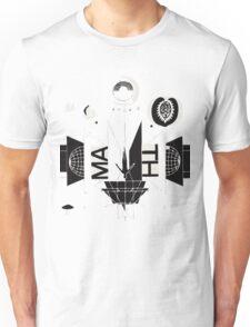 #1 Bon Iver / 22, A Million Unisex T-Shirt