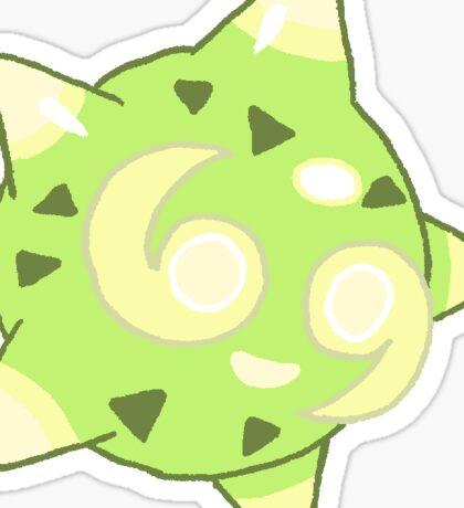Lime Core Minior Sticker