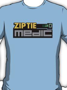 ZIP TIE medic (7) T-Shirt