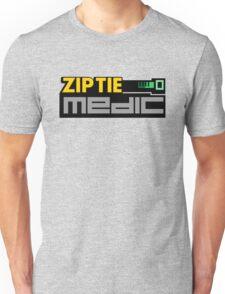 ZIP TIE medic (7) Unisex T-Shirt