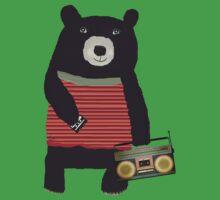 Boomer Bear One Piece - Short Sleeve