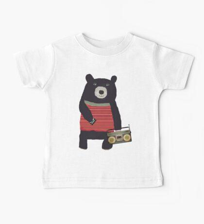 Boomer Bear Baby Tee