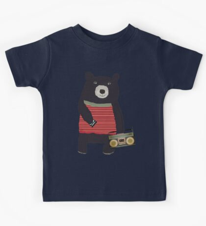 Boomer Bear Kids Tee