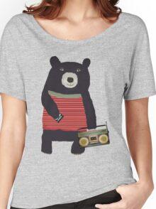 Boomer Bear Women's Relaxed Fit T-Shirt