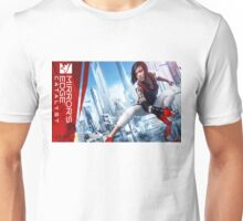 Mirror's Edge Catalyst :  An Action-adventure Game 2016 Unisex T-Shirt