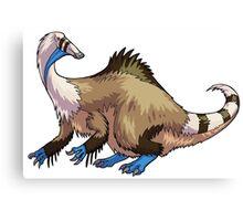 Deinocheirus Canvas Print