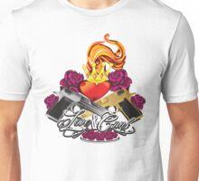 Love&Guns Unisex T-Shirt