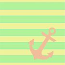 Pink anchor by IamJane--