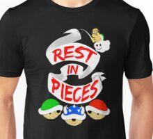 RIP Mario Kart Shells Unisex T-Shirt