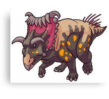 Kosmoceratops Canvas Print